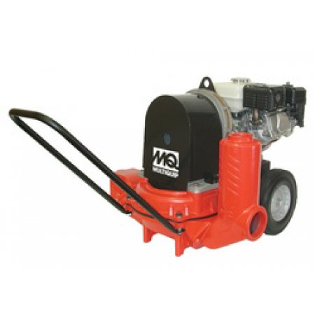 "Multiquip 3"" Diaphragm Pump MQD3H Honda 4 hp"