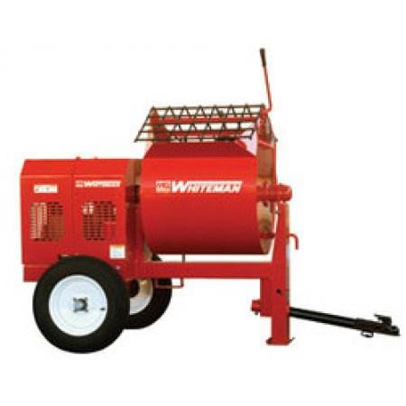 Multiquip Whiteman 9CF Mortar Mixer WM90SE 230v 1-phase