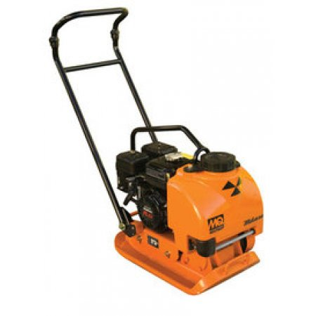 Mikasa MVC64VHW Plate Compactor with Water Tank Honda 3.5 hp