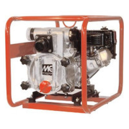 "Multiquip 2"" Trash Pump QP2TH Honda 5.5 hp"
