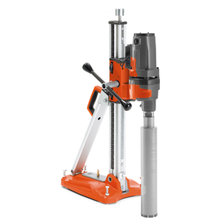 Husqvarna DMS 180 Core Drill Motor and Stand