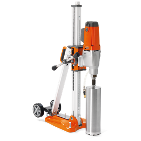 Husqvarna DMS 240 Core Drill Motor and Stand