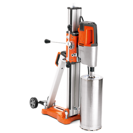 Husqvarna DMS 280 Core Drill with Anchor Base