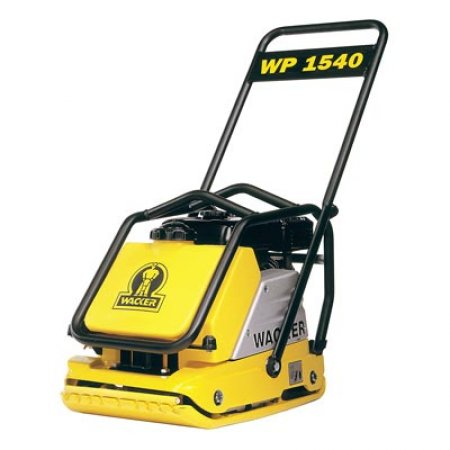 Wacker Neuson WP1540AW Asphalt Plate Compactor with Water Tank
