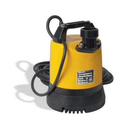 Wacker PSG2 500 Low Water Level Submersible Pump