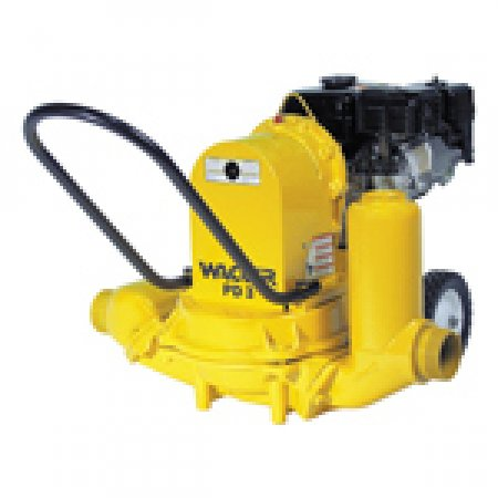 "Wacker PDT3A 3"" Diaphragm Trash Pump Honda 4-cycle"