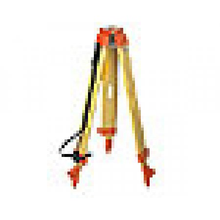 Heavy Duty Wood Tripod with Screw Lock