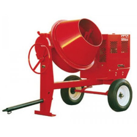 Multiquip 6CF Concrete Mixer MC64SH8 Honda 8 hp