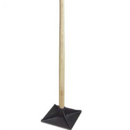 "10"" x 10"" Heavy Duty Dirt Tamper"