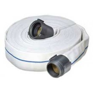 "2"" x 50' Mill Discharge Hose Coupled M X F"