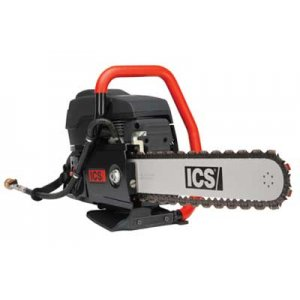 ICS 695GC Gas Concrete Chain Saw Package w/ 14 Bar & Chain