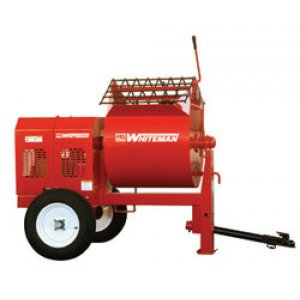 Multiquip Whiteman 7CF Mortar Mixer WM70SH5 Honda 5.5 hp