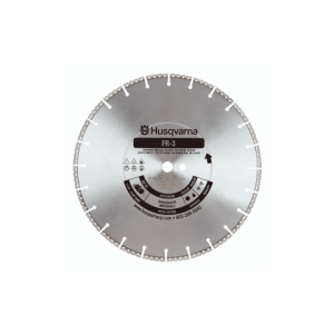 "Husqvarna FR3 12"" Metal Cutting / Fire Rescue Diamond Blade"