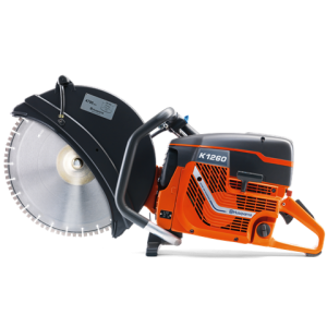 "Husqvarna K1260 Gas Power Cut Off Saw 14"" Blade Guard"
