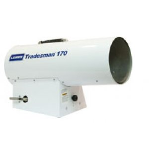 LB White Tradesman 170K LP Propane Heater