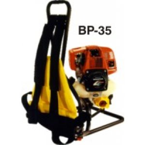 Oztec BP35a Backpack Vibrator Gas - 1-3/4HP Honda