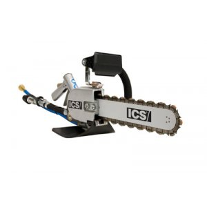 "ICS 814PRO Hydraulic Saw Package 8gpm - 13"" Guidebar and Chain"