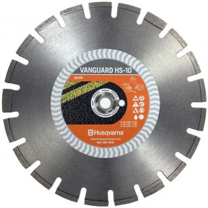 "14"" Husqvarna Vanguard HS-10 Diamond Blade"