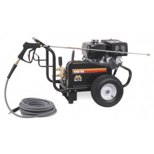 MI T M Belt Drive 4000 psi 3.4 GPM Cold Water Pressure Washer