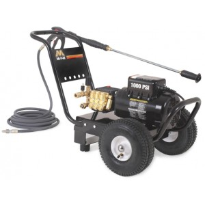 MI T M Electric 15 amp 1000 psi 2.0 GPM Cold Water Pressure Wash