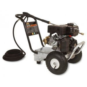 MI T M ChoreMaster 2600 psi 2.3 GPM Cold Water Pressure Washer