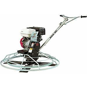 "MBW 36"" Walk-Behind Power Trowel with 5.5 hp Honda"