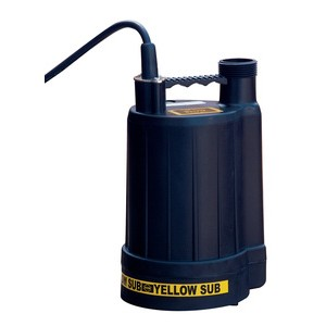 MQ Yellow Sub Submersible Pump
