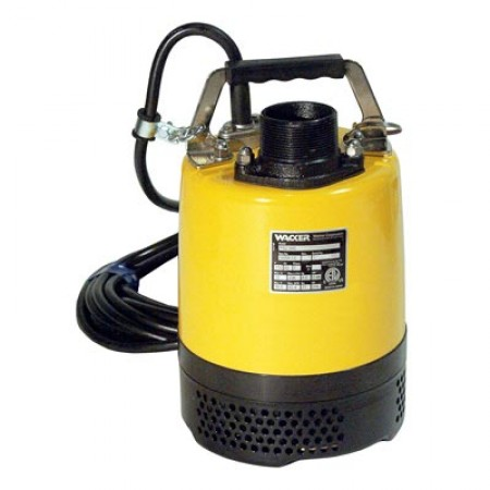 "Wacker 2"" PS2 500 Submersible Pump 110v/60hz"