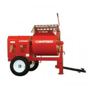 Multiquip Whiteman 9 CF Mortar Mixer WM90SH8 Honda 8 hp