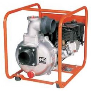 "Multiquip 3"" Centrifugal Pump QP303H Honda 5.5 hp"