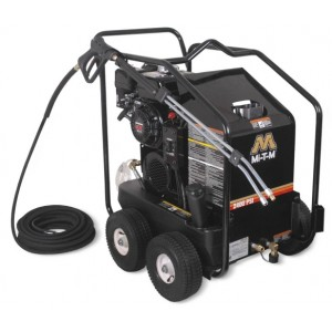 MI T M 2400 psi 2.6GPM Hot Water Pressure Washer
