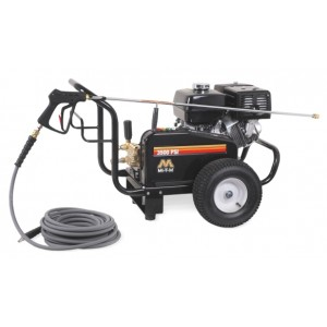 MI T M Belt Drive 3500 psi 3.7 GPM Cold Water Pressure Washer