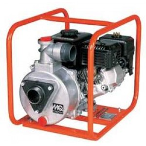 "Multiquip 2"" Centrifugal Pump QP2H with Honda 4 hp"