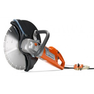 Husqvarna K3000 Electric Cut Off Saw Wet w/ Water Attatchment