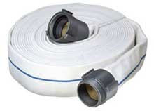 """3"""" x 50' Mill Discharge Hose Coupled M X F"""